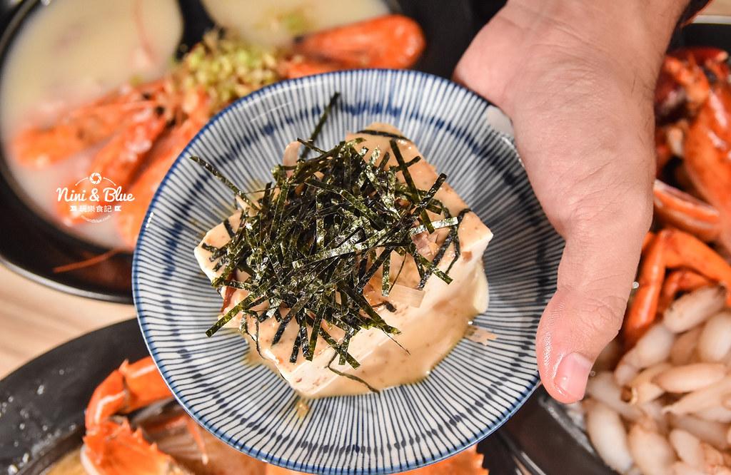 台中海鮮粥 粥堂 龍蝦 螃蟹 蟹管肉 麻油雞 25
