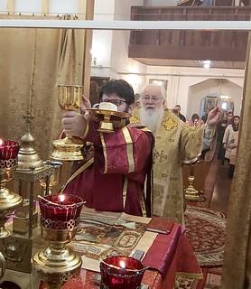 29.09.2020 | Церковь Климента, папы Римского