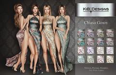 KiB Designs - Chiasa Gown Exclusive @RockYourRackFair