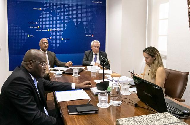 Conselho de Ministros realizou reunião informal