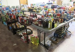 Tamworth Sacred Heart Church Food Bank (Annette Saunders)