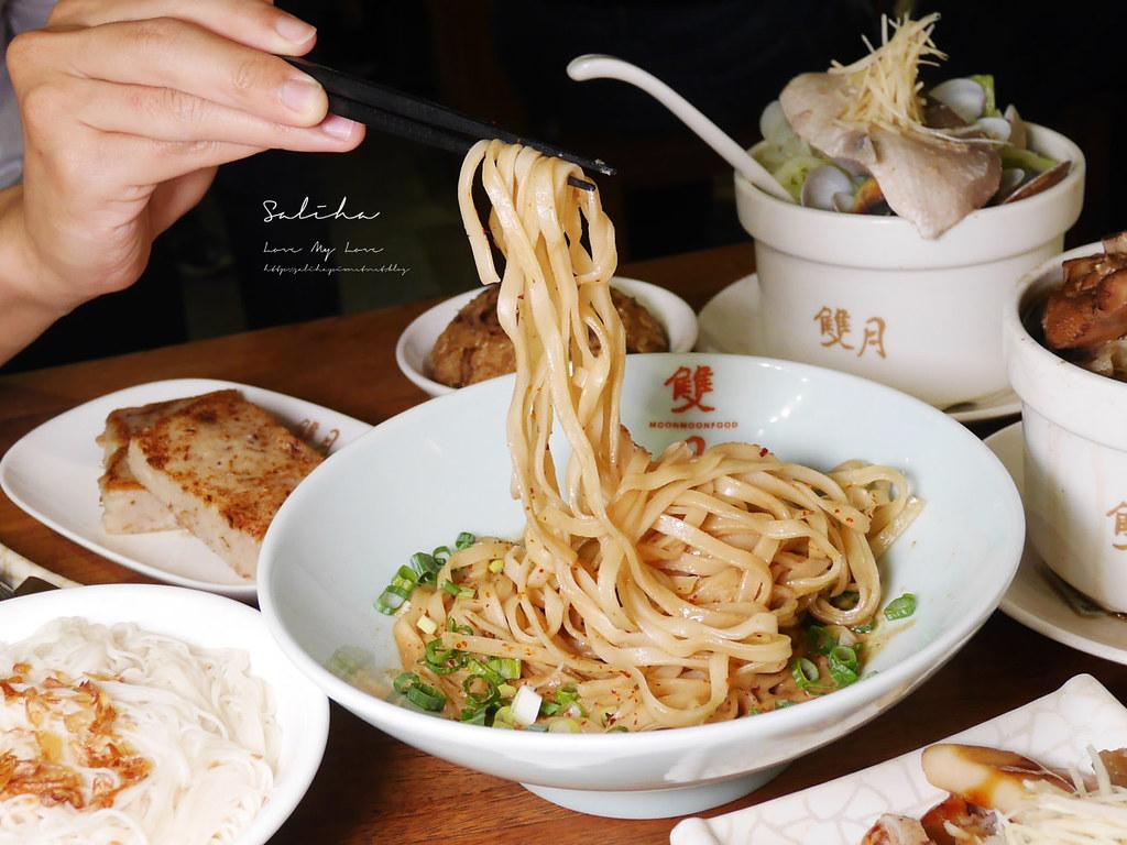 台北必吃美食養生料理餐廳雙月食品社青島店銅板價cp值高人氣排隊米其林小吃 (2)