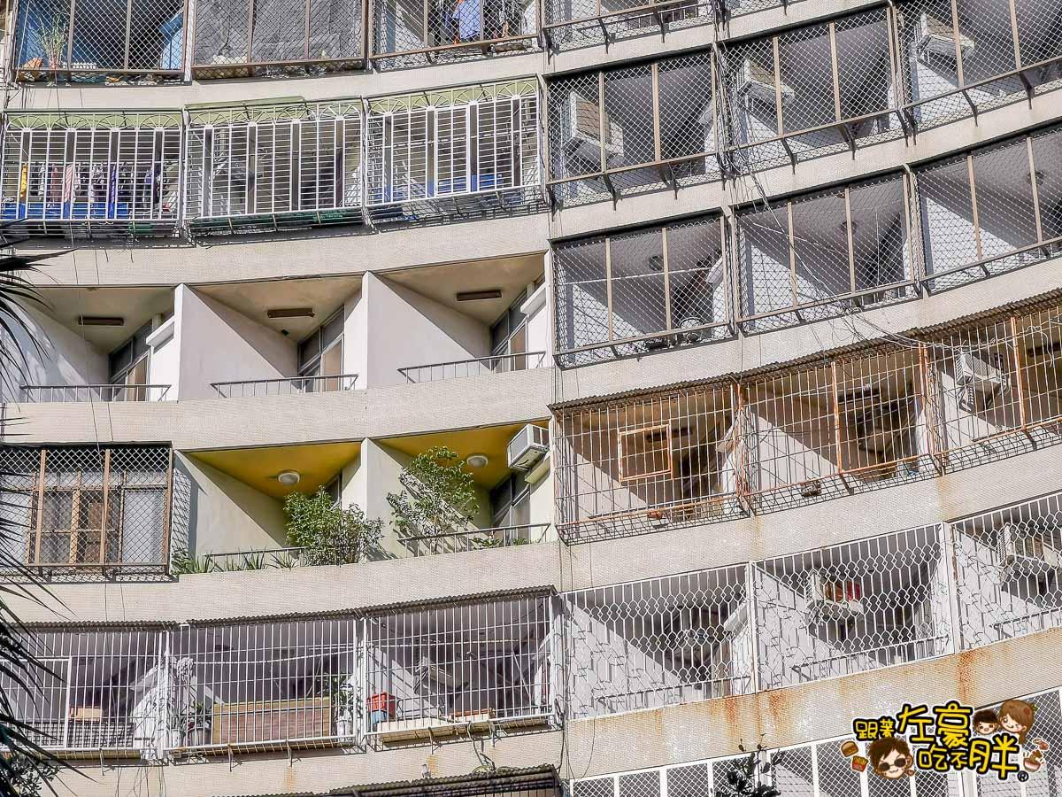果貿社區 高雄旅遊 香港版怪獸大樓-24