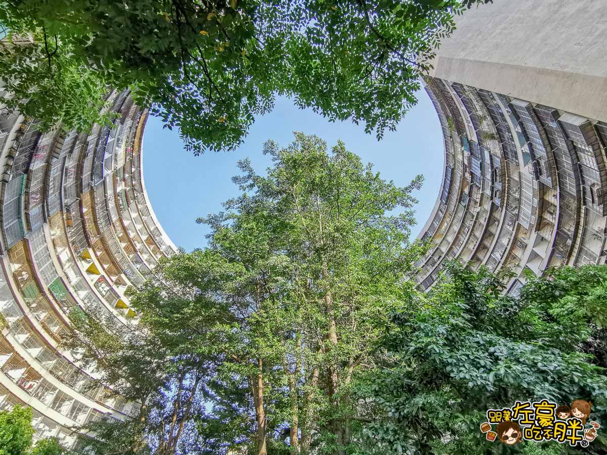 果貿社區 高雄旅遊 香港版怪獸大樓-26