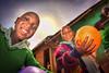 Kids and Ballons