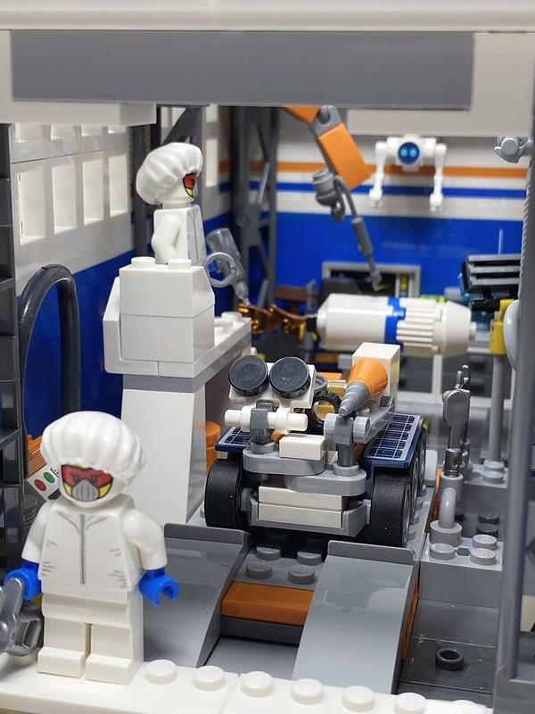 City Robotics and Rover Research Facility