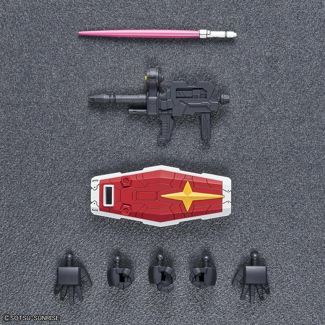 與橫濱園區同步發售!SDCS《機動戰士鋼彈》 SERIES RX-78F00 GUNDAM