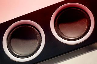 Kunst Fotografie Industrie Produkt Lautsprecher – faule Auszeit: chillen mit Musik.