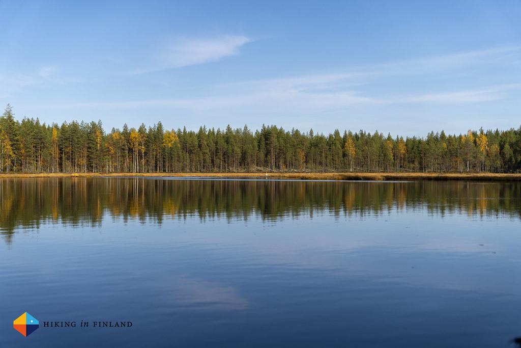 Rokua GeoPark Lake Views