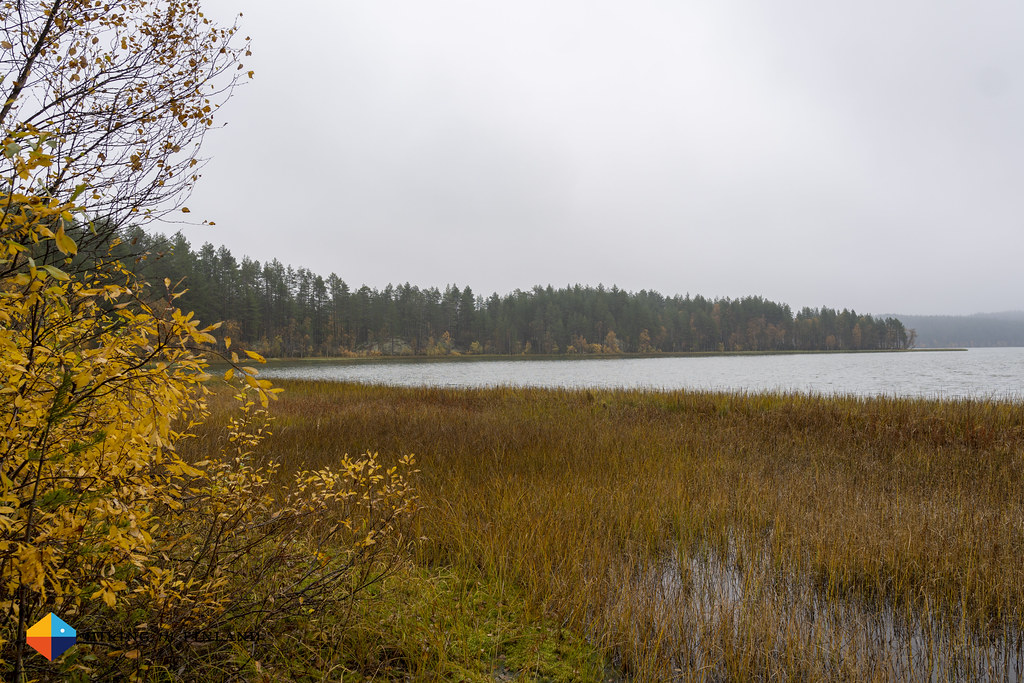 Views over Rokuanjärvi, 03