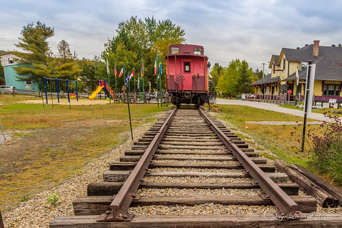 brumematinale parclinéairelep'tittraindunord villedelabelle brume garedelabelle train