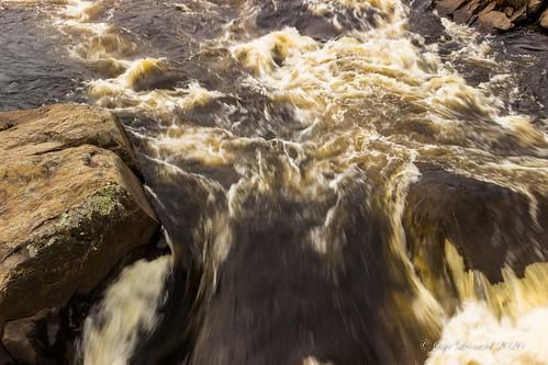 brumematinale rivière rivièrerouge villedelabelle brume chutesauxiroquoislabelle