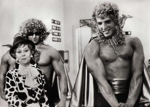 Giulietta Masina in Ginger e Fred (1986)