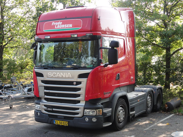 Crown Edition Scania R490 CL50022