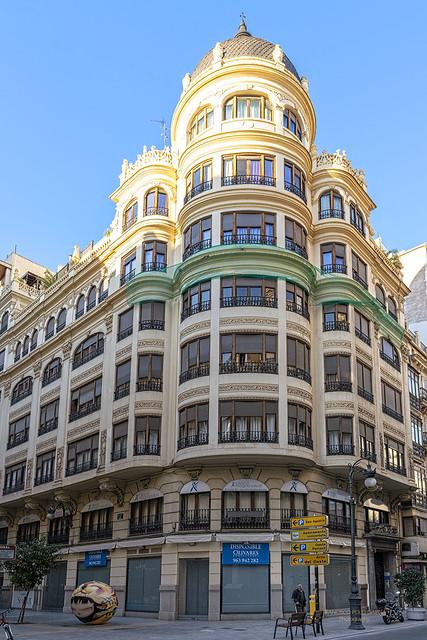 Edificio singular.