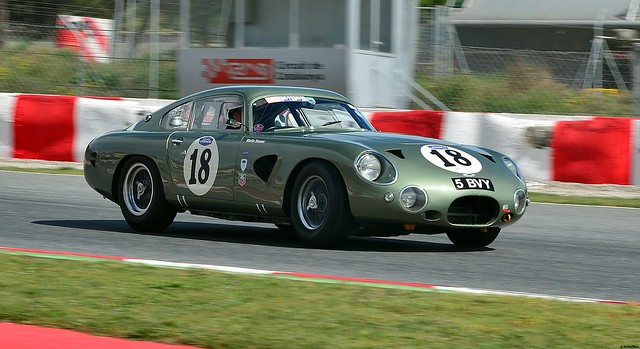 Aston Martin DP214 / M. Brewer - C. Gray