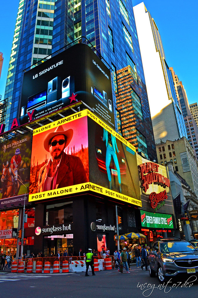 Times Square 1540 Broadway Manhattan New York City NY P00665 DSC_0978