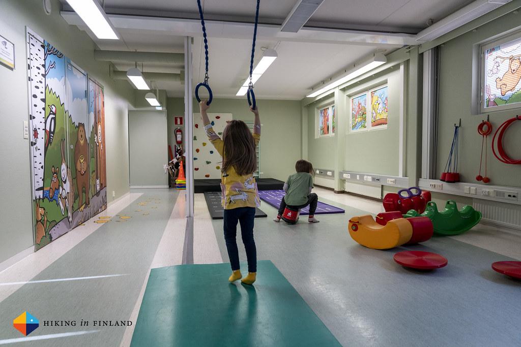 Kids Room at Rokua Health & Spa Hotel