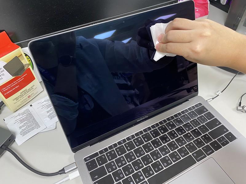 不傷螢幕【3M清潔擦拭布】超好用筆電、平板螢幕擦拭布推薦,灰塵指紋說掰掰 @秤瓶樂遊遊