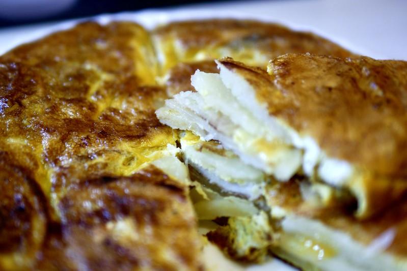 西班牙馬鈴薯餅