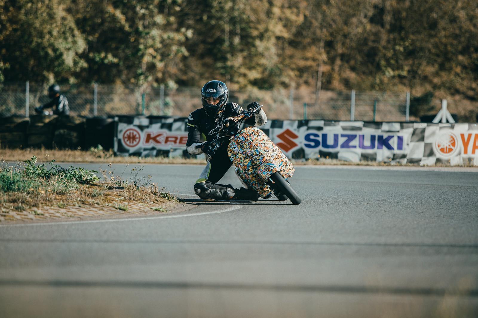 ESC Vespa Race Harzring Sept. 2020