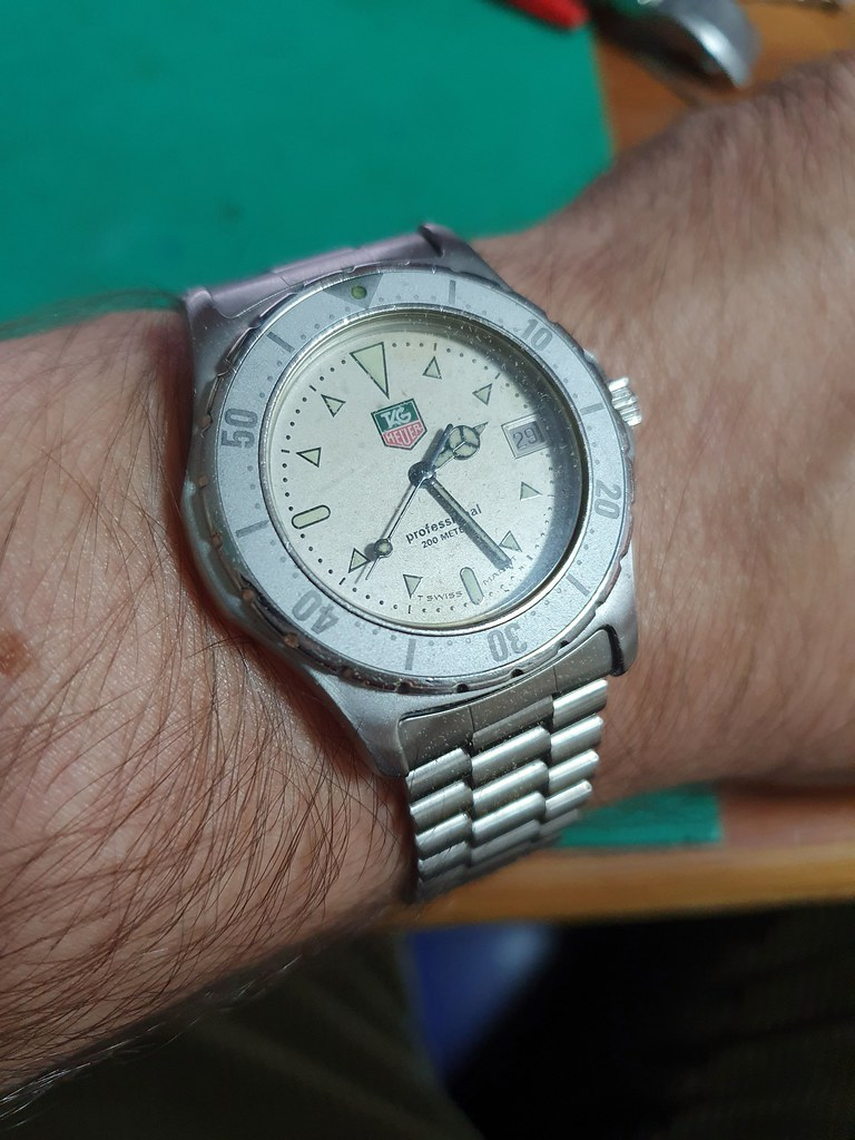 1992 TAG Heuer 2000
