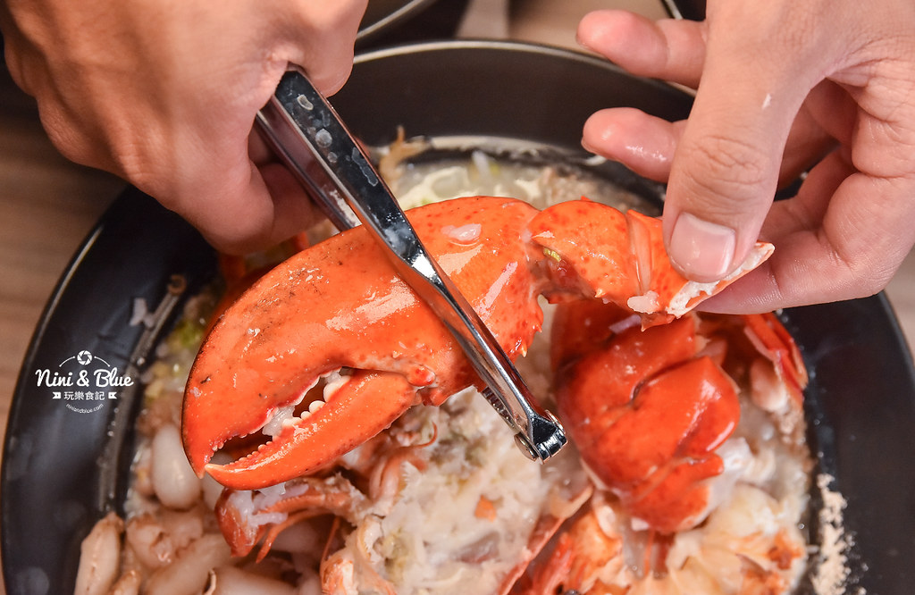 台中海鮮粥 粥堂 龍蝦 螃蟹 蟹管肉 麻油雞 35