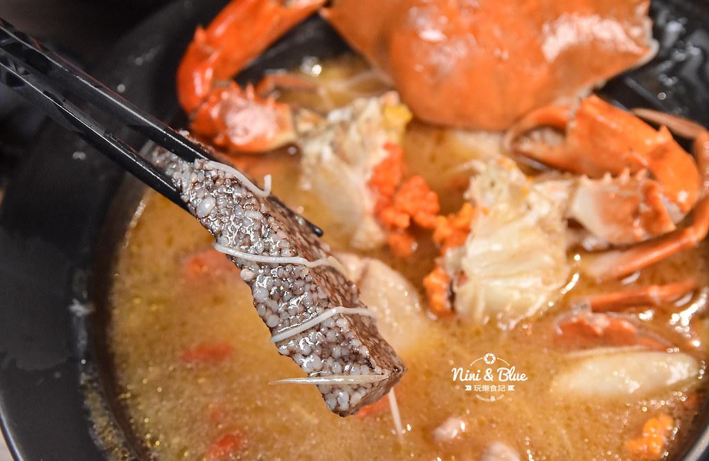 台中海鮮粥 粥堂 龍蝦 螃蟹 蟹管肉 麻油雞 22