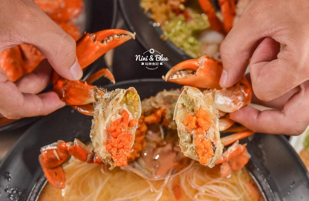 台中海鮮粥 粥堂 龍蝦 螃蟹 蟹管肉 麻油雞 19