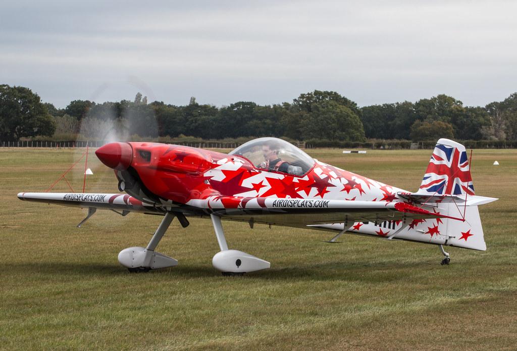 Avions Mudry Cie CAP 232 - G-IIRP