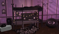 Blogger wicked bedroom