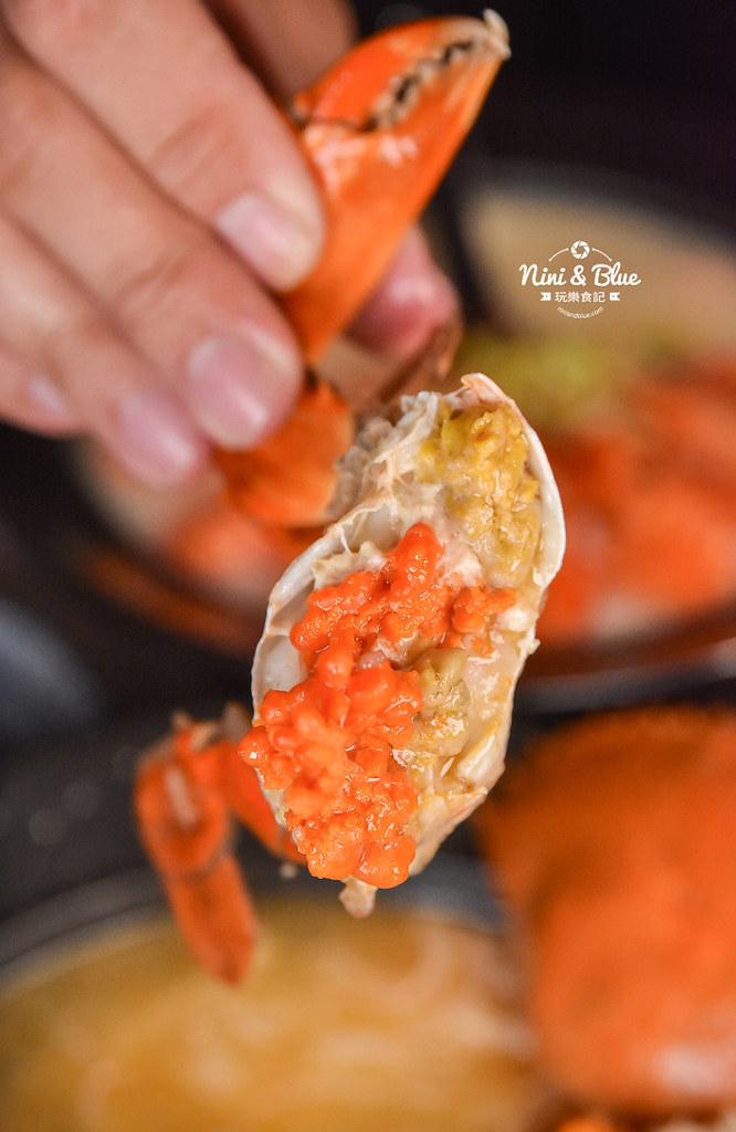 台中海鮮粥 粥堂 龍蝦 螃蟹 蟹管肉 麻油雞 20
