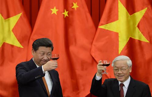 VIETNAM-CHINA-DIPLOMACY