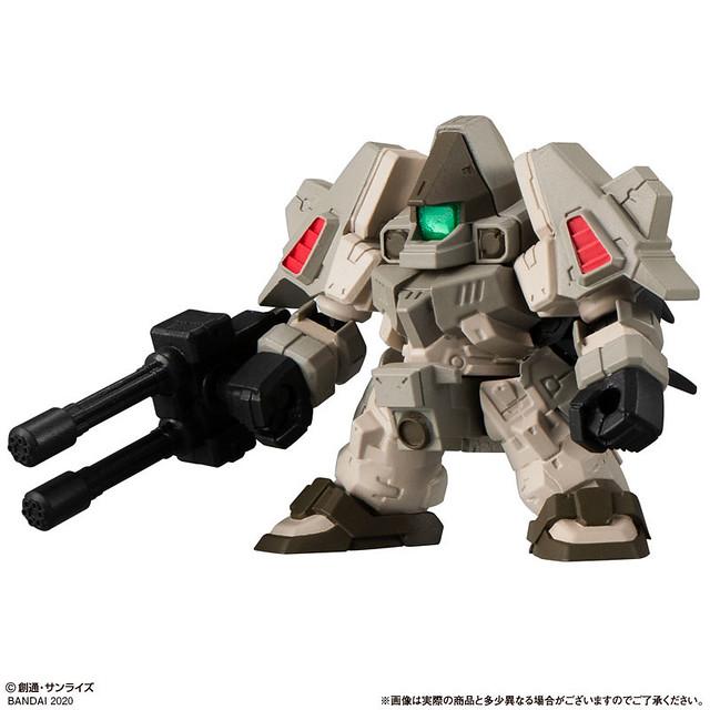 飛翼零式EW、地獄死神EW參戰!『機動戰士鋼彈 轉蛋戰士f13』預計明年 02 月發售