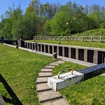Canal lock at Preston