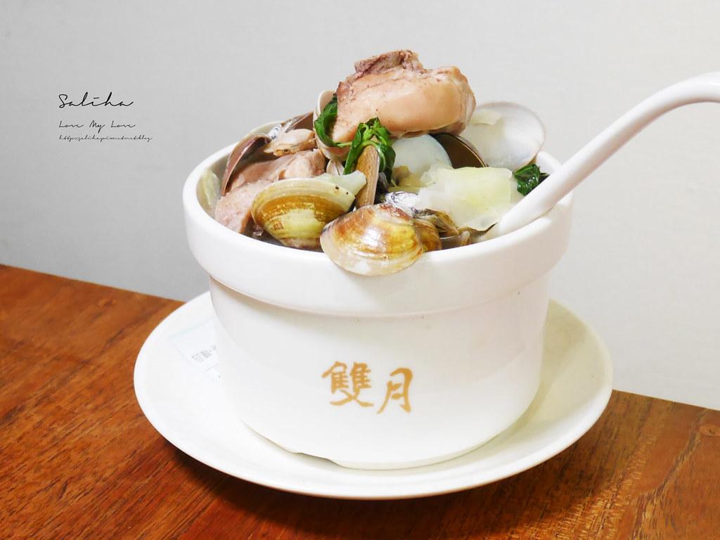 台北米其林指南推薦必吃美食餐廳 小吃雙月食品社青島店銅板價必比登 (3)