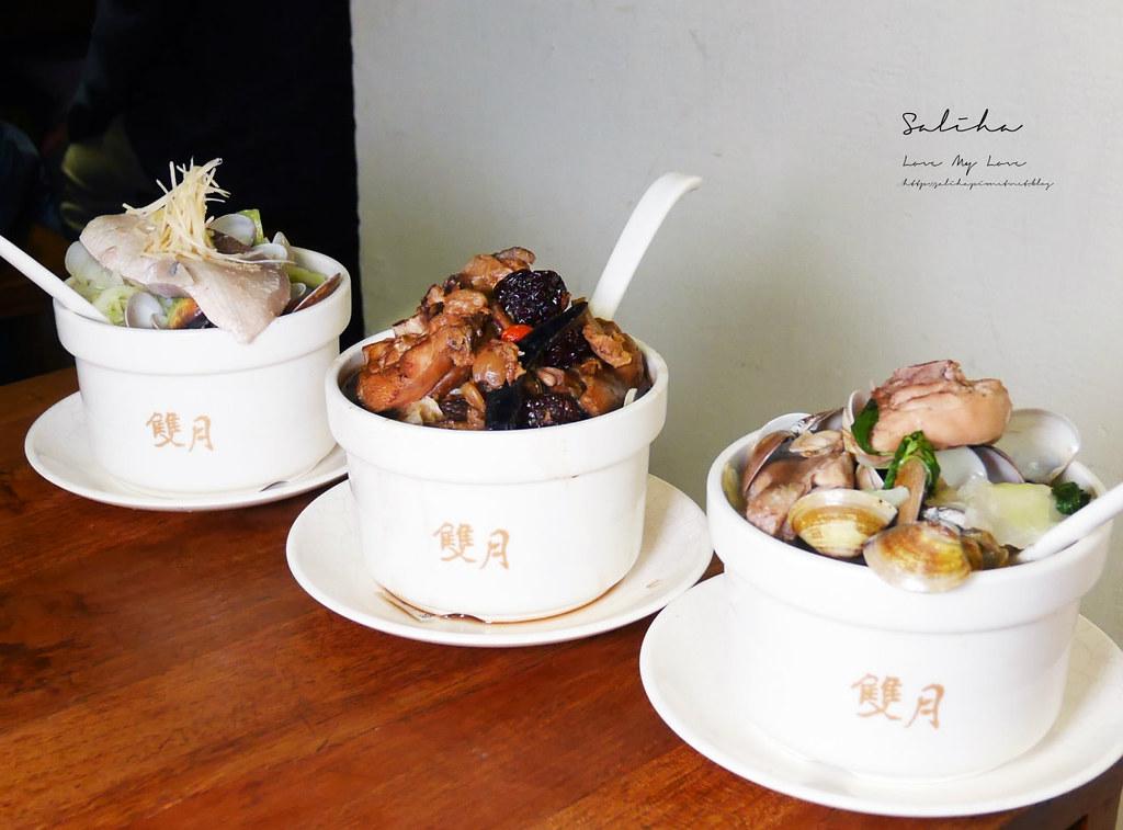 台北米其林指南推薦必吃美食餐廳 小吃雙月食品社青島店銅板價必比登 (1)