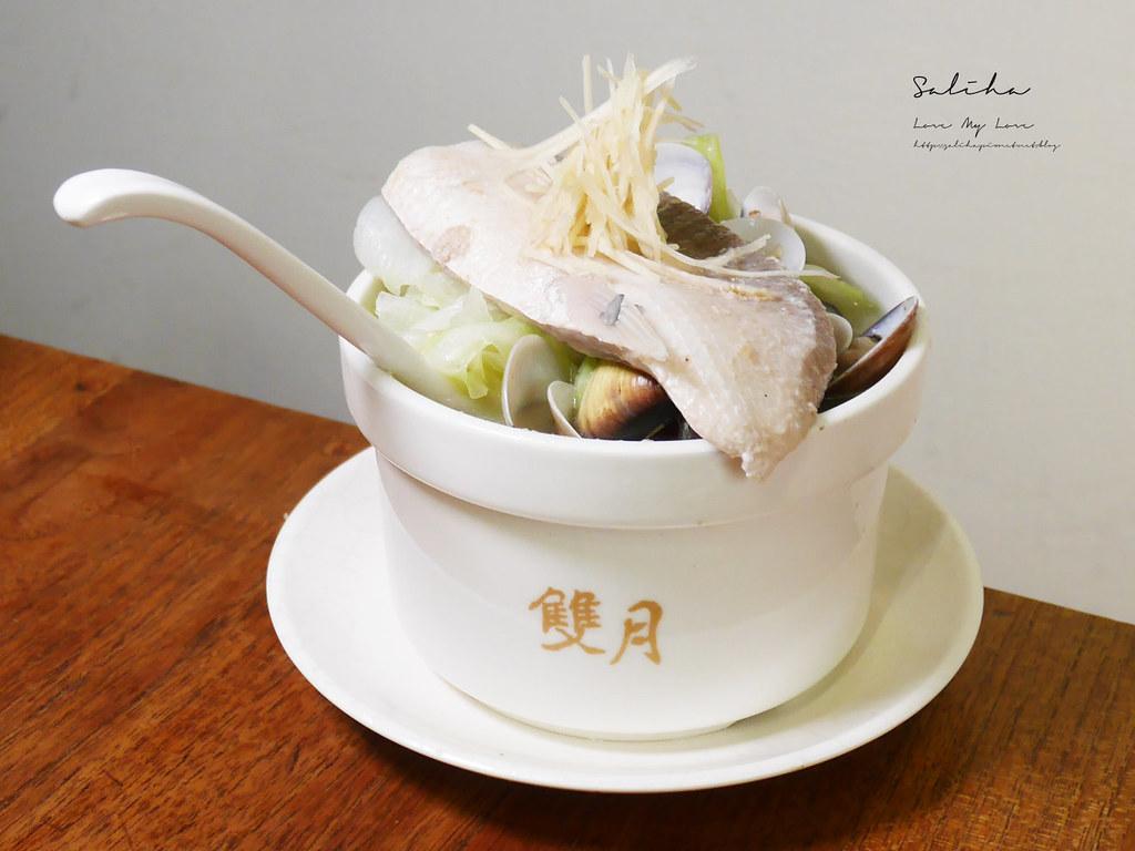 台北米其林指南推薦必吃美食餐廳 小吃雙月食品社青島店銅板價必比登 (2)