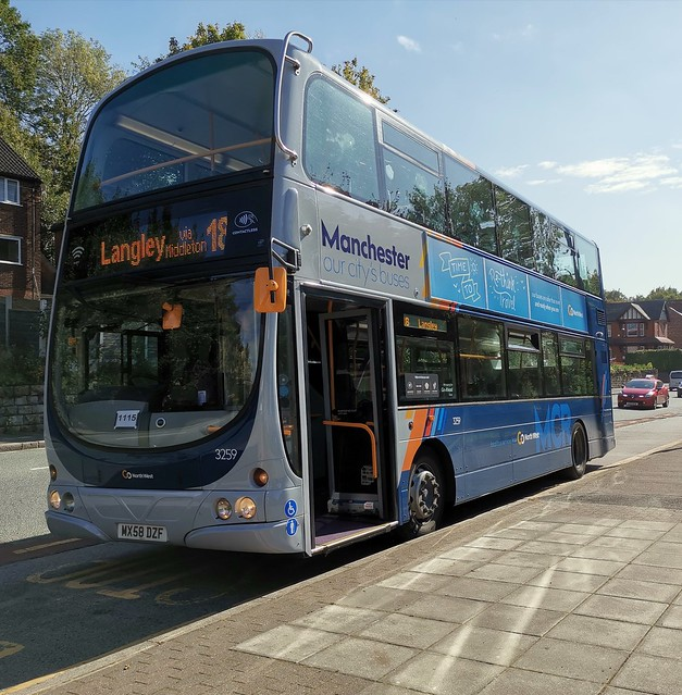 Go North West 3259 (MX58DZF)