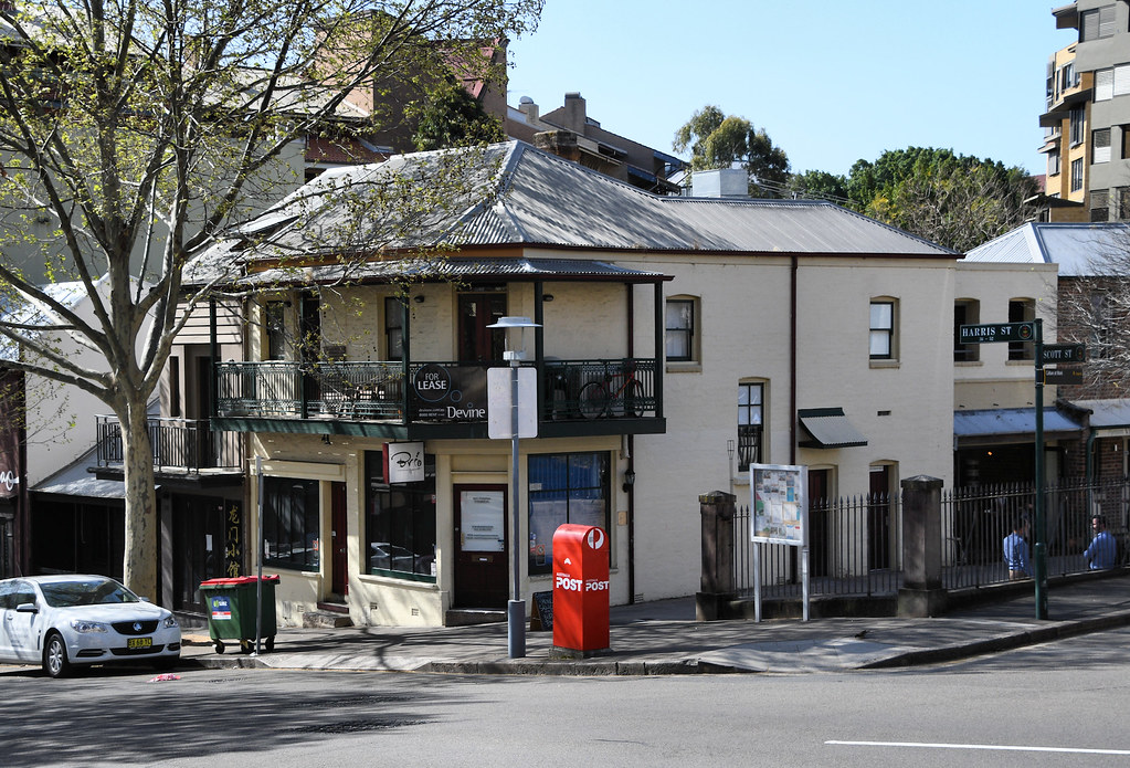 Shop, Pyrmont, Sydney, NSW.