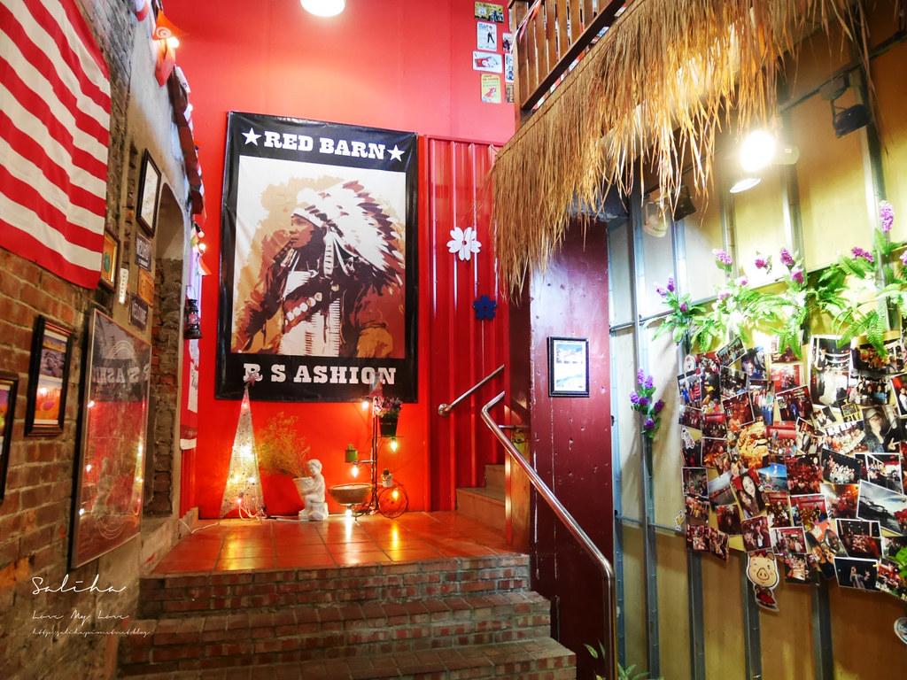 新北淡水景觀餐廳紅色穀倉看夕陽落日晚霞日落地點推薦氣氛好浪漫 (5)