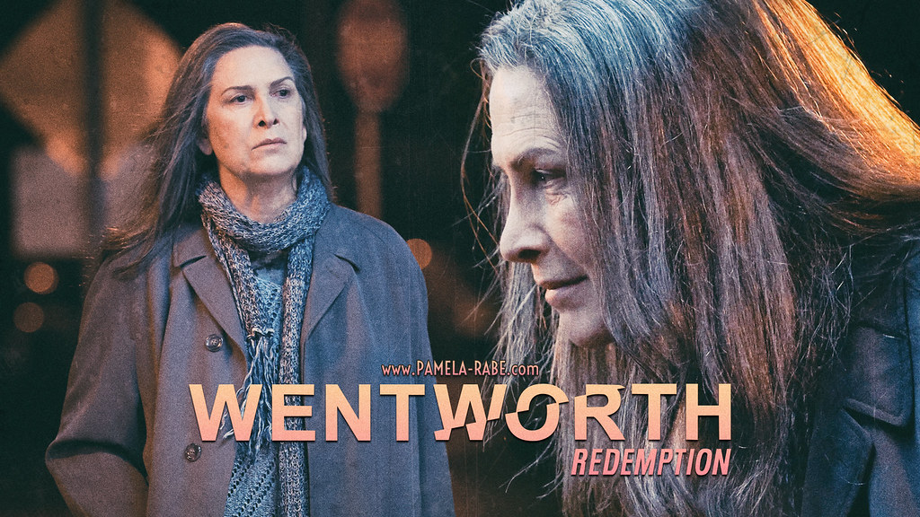 Pamela Rabe Wentworth S8E2 Wallpaper