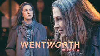 Pamela Rabe | Wentworth S8E2 Wallpaper