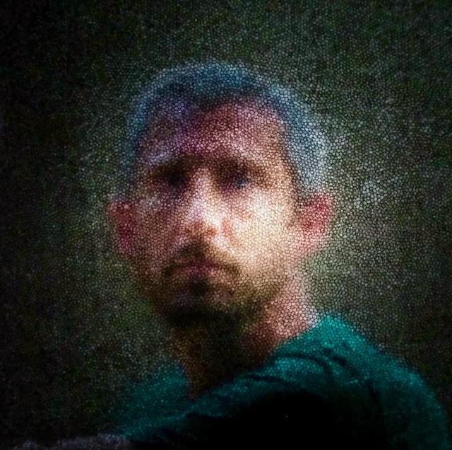 Autoportrait de Adrian Hanft