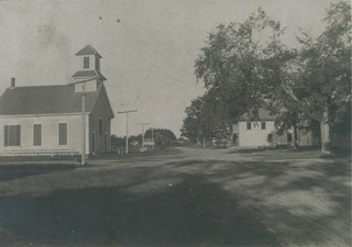 PB2-Churches-Scarborough-Free-Church-County-Road-Saco-St.-c.-1907-95.52.1 | by scarborough historical