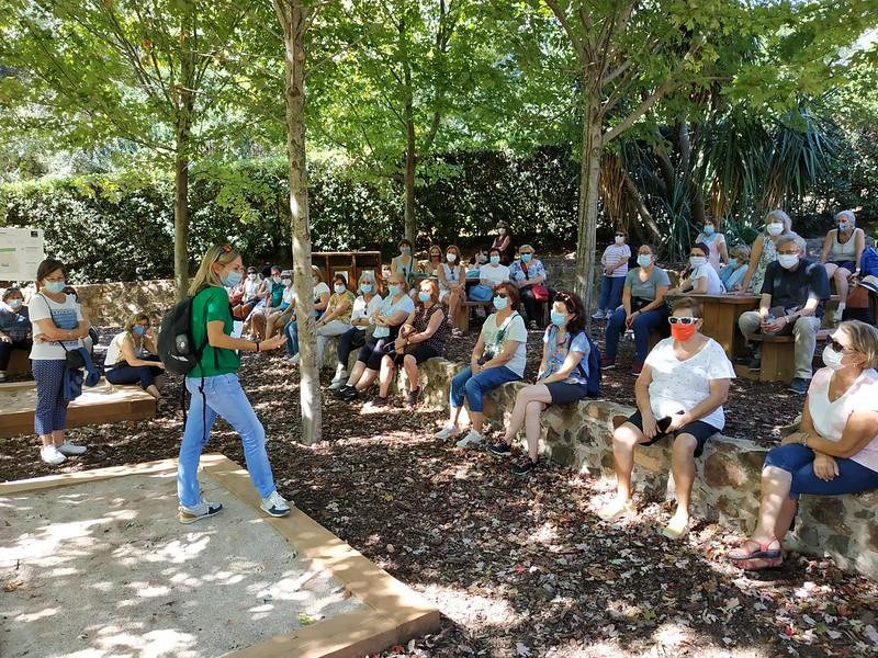 Excursió Cultural als Jardins de Cap Roig