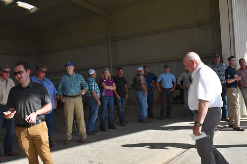 Secretary Perdue Visits Jay, FL | by AgWired