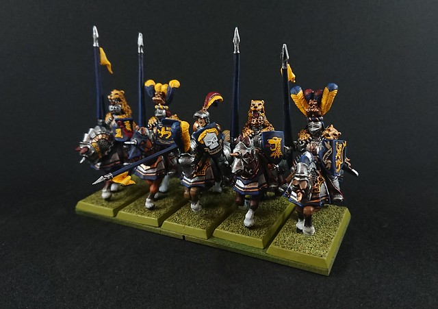 Knights Panther re-paint front/right