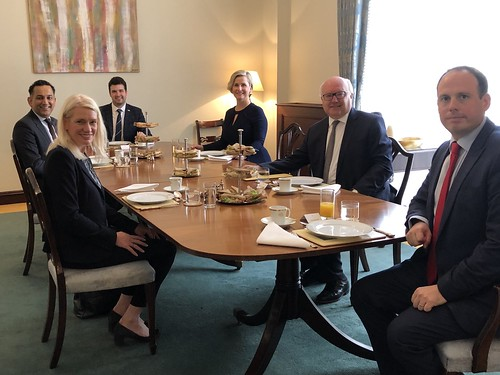 Meeting the Australian High Commissioner to the UK | by gregsmith.uk