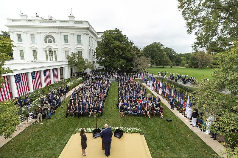 President Trump Nominates Judge Amy Coney Barrett for Associate Justice of the U.S. Supreme Court